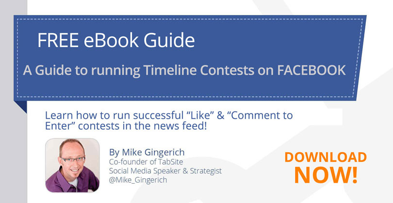 Free eBook: Guide to Timeline Contests